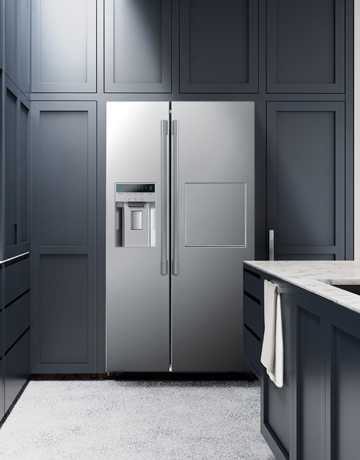Major domestic appliances